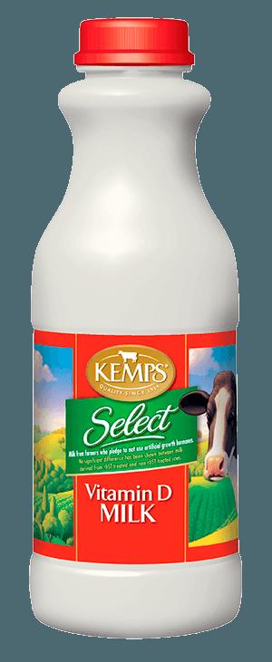 Whole Select Milk (Plastic Pint)