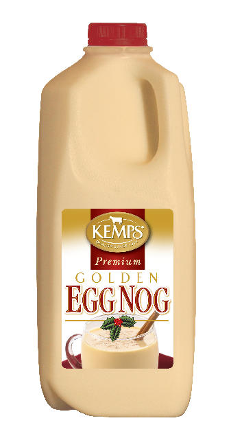 Premium Golden Egg Nog (Plastic Half Gallon)