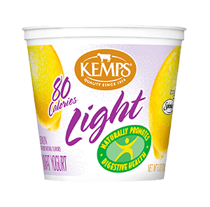 Light Yogurt (80 Calorie): Lemon (6 oz.)