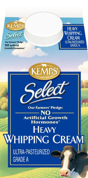 Select Heavy Whipping Cream UHT Pint