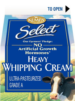 Select Whipping Cream UHT Pint