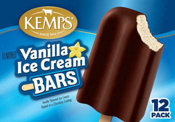 (12 Pack) Kemps Ice Cream Bars