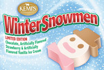 Seasonal Winter Snowmen  (6 pack)