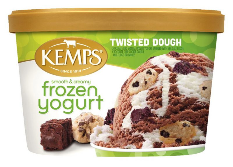 Twisted Dough Frozen Yogurt (1.5qt.)