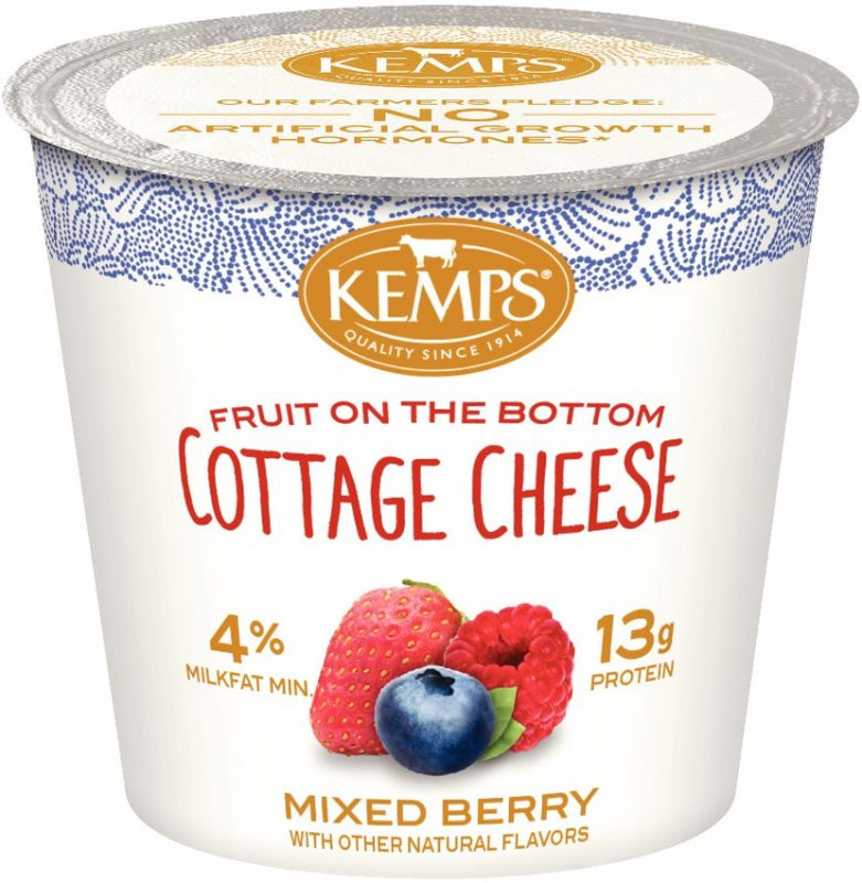 Cottage Cheese Single Mixed Berry (5.3 oz.)