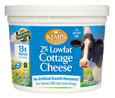 2% Lowfat Cottage Cheese (3lb)