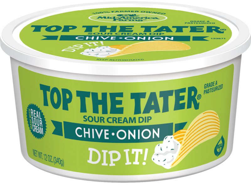 Top the Tater – Original Chive Onion (12 oz)