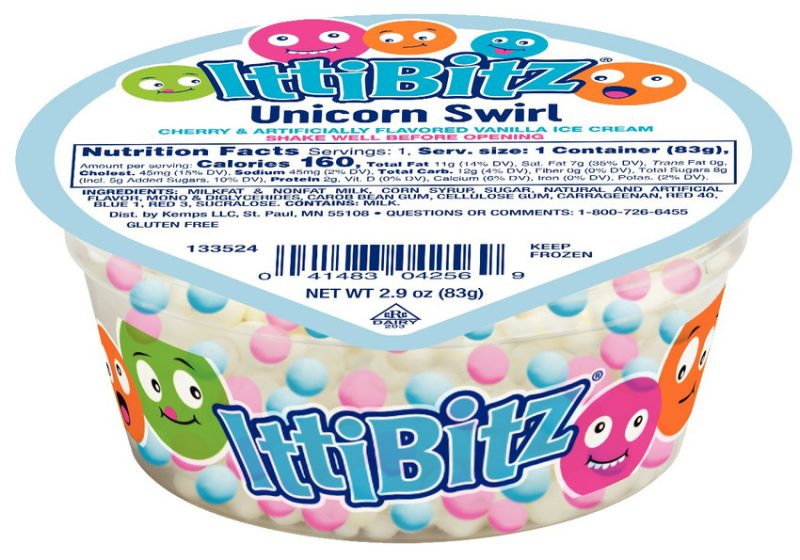 IttiBitz Unicorn Swirl (2.9 fl. oz.)