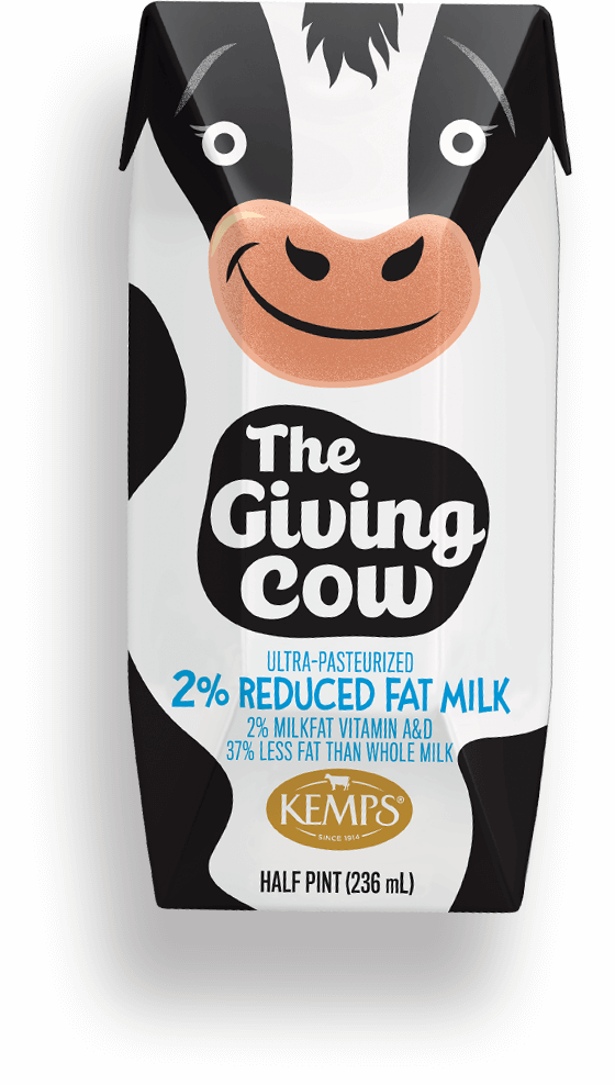 The Giving Cow Project - Kemps