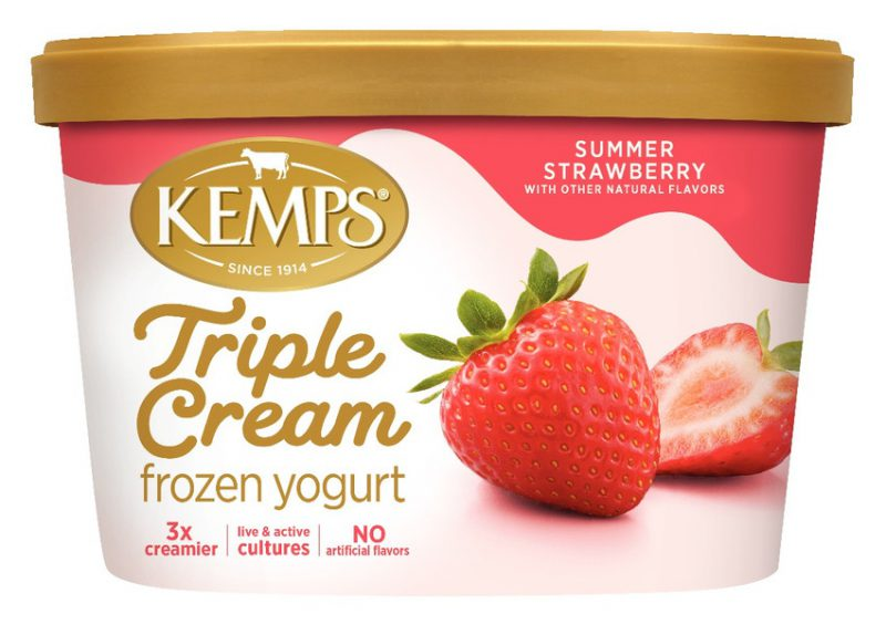 Triple Cream Summer Strawberry